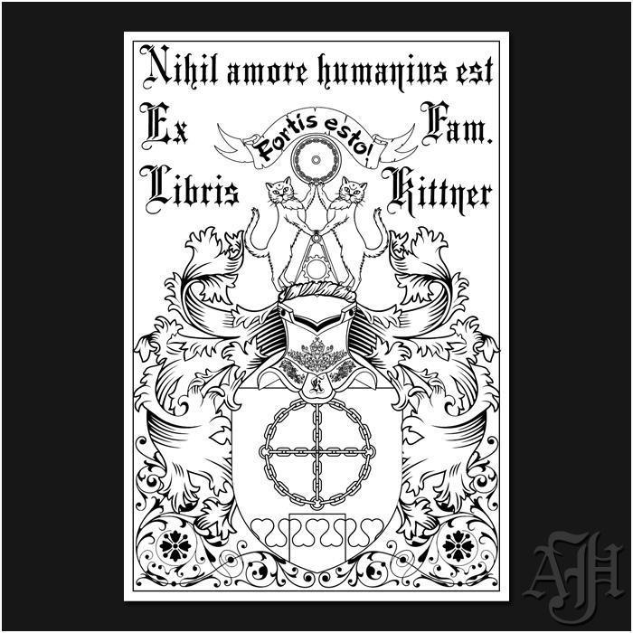 Exlibris Kittner